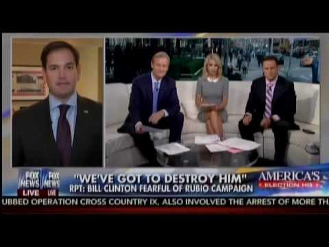 Rubio: The Dem Debate Was All About 'Free Stuff'