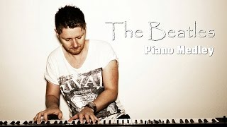 Beatles Piano Medley by Mr. Pianoman
