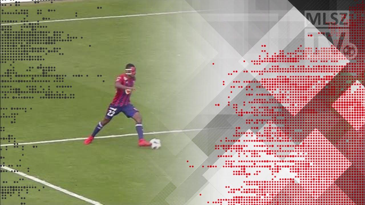 Nikolov Boban gólja a Videoton FC - Swietelsky Haladás mérkőzésen