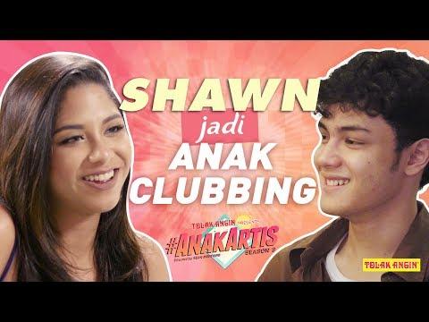 Anak Artis Season 3 - Shawn Jadi Anak Clubbing