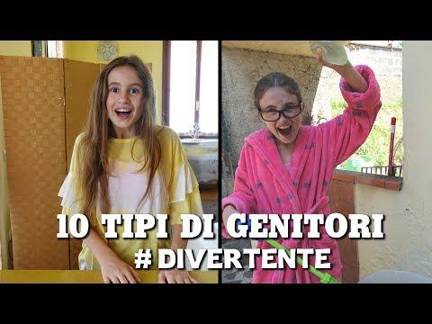 10 TIPI DI GENITORI - by Charlotte M. /