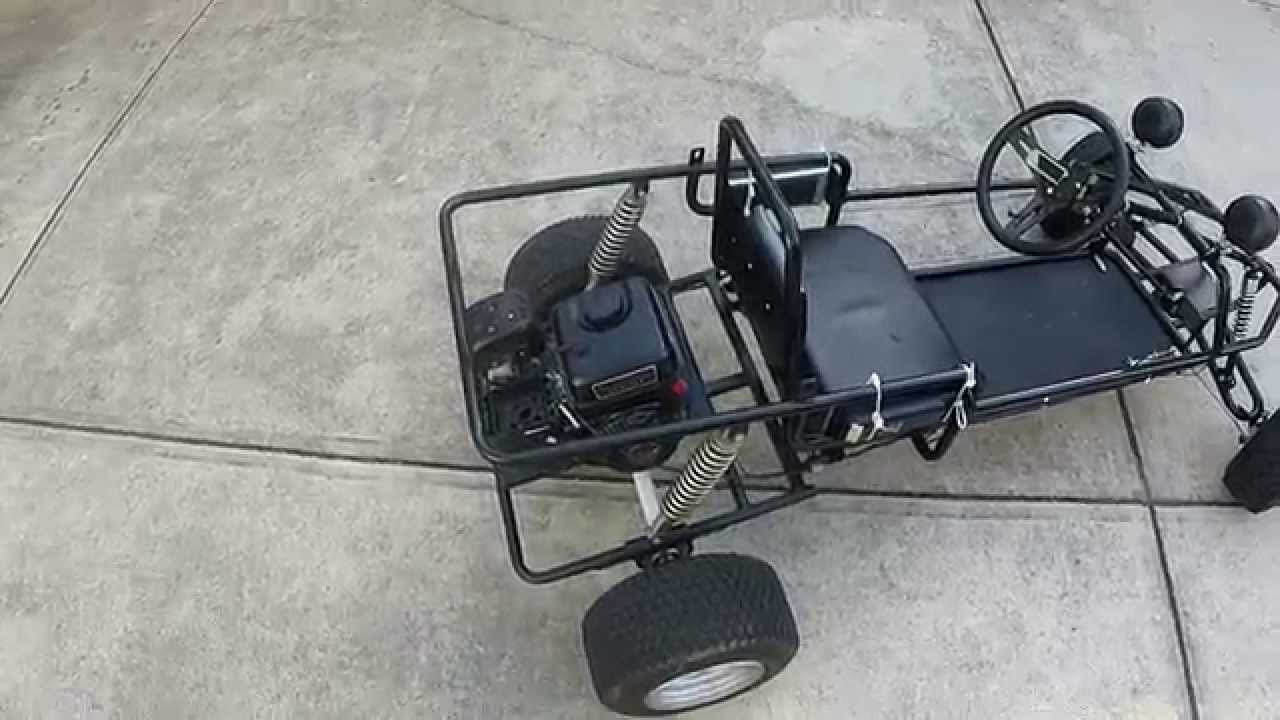Off road Go kart FOR SALE $850 (REVIEW)