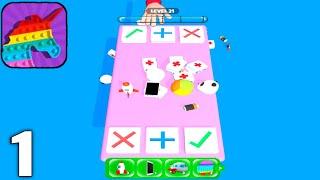 Trading Master 3D - Fidget Pop - Gameplay Walkthrough Part 1 All Levels 1-20 (Android & iOS) screenshot 2