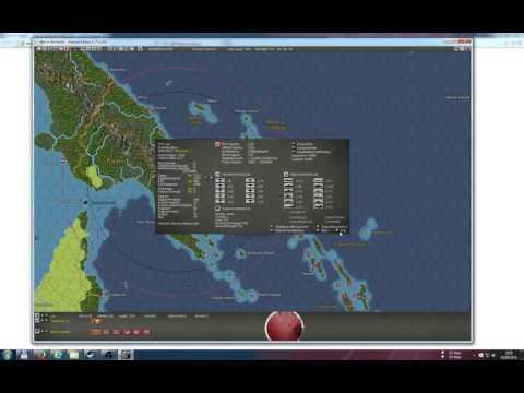 Witp AE Guadalcanal - Gameplay español Cap#1 by Maulet