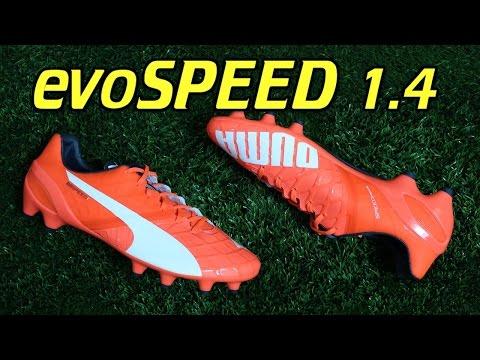 Puma evoSPEED 1.4 Synthetic Lava Blast - Review + On Feet ...