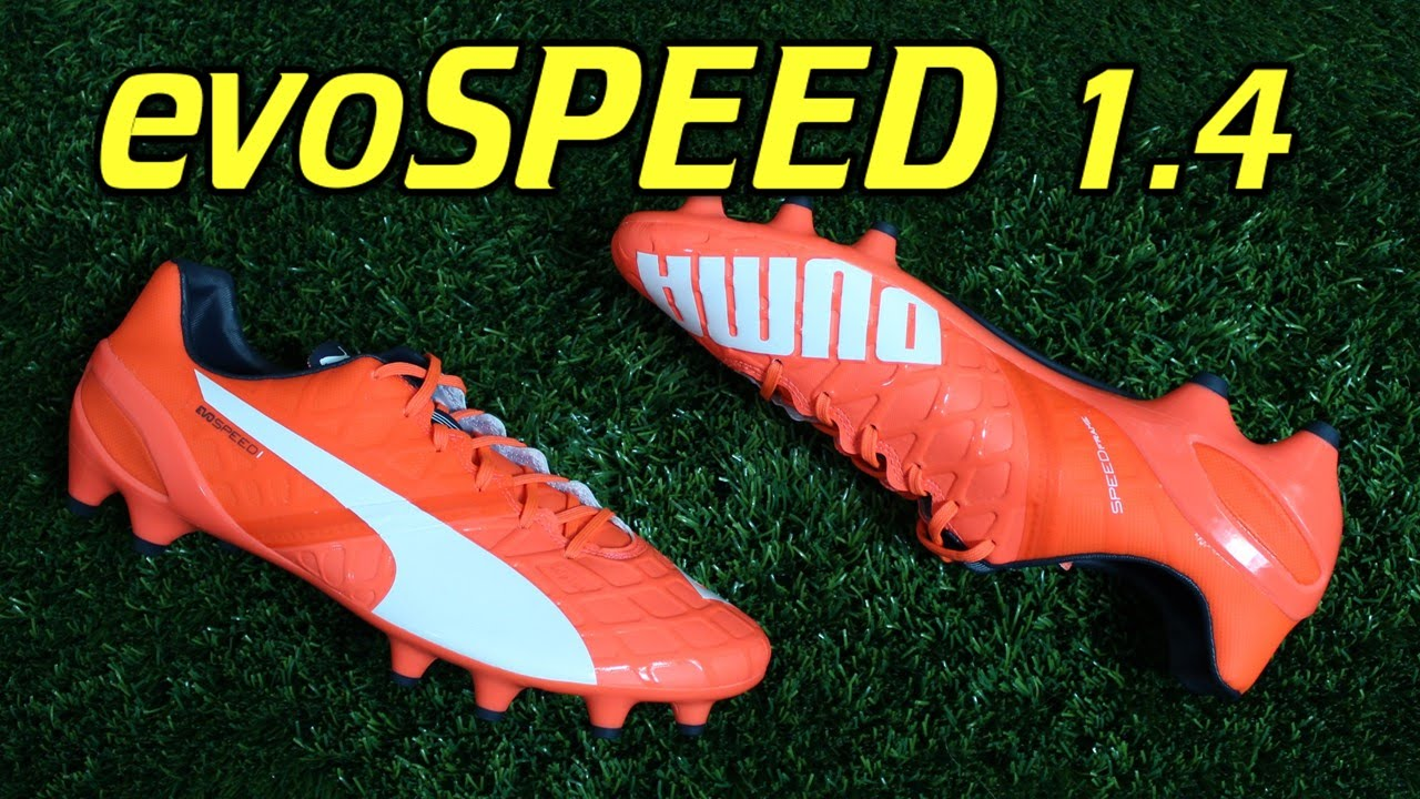 Puma evoSPEED 1.4 Synthetic Lava Blast - Review + On Feet