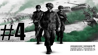 Company Of Heroes 2 Ardennes Assault Gameplay Part 4 - German Strong arms