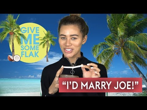 Love Island 2019 UK: Montana Brown 'I Love Hurricane Maura!'