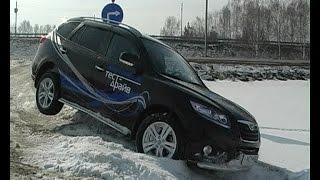 OFFROAD Hyundai Santa Fe II restyling 2.2CRDI 4WD AT