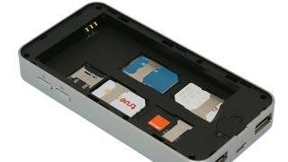 iPhone 5 - Multi SIM Adapter Online - 5 SIM active simultaneously - SIMore PowerBlue
