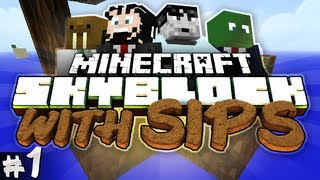 One of Hat Films's most viewed videos: Minecraft: Skyblock with Yogscast Sips #1