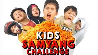 KIDS SAMYANG CHALLENGE | Gen Halilintar