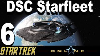 Let's Play Star Trek Online - Age of Discovery - DSC Starfleet - Europa Heavy Battlecruiser Preview