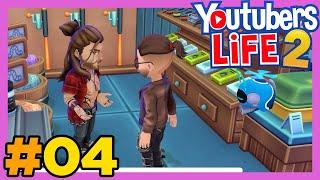 ⭐️ Youtubers Life 2 - Los consejos de Zane 👀 - Cap. 04 - Gameplay Español