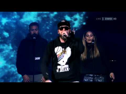 Sido «Astronaut» – Swiss Music Awards 2016