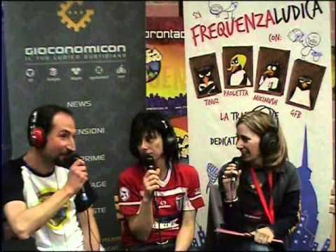 GN Interview: Intervista a Elisa Ortu durante PLAY 2011