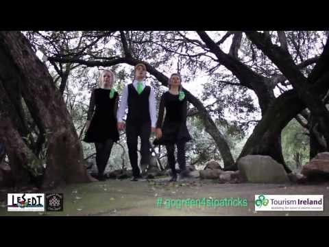Tourism Ireland - Zulu's Jika-A-Jig with Irish for St Patricks Day