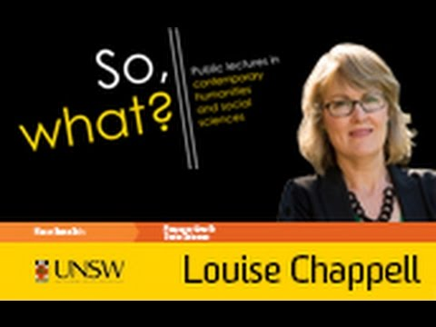 Professor Louise Chappell:The Politics of International Gend