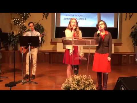 Lift High the Name of Jesus Cover, ft. Eran Bates and Sydney Fritz