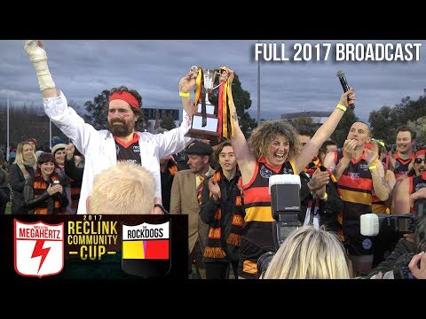 2017 Melbourne Community Cup // Full C31 Broadcast / June 30th 2017