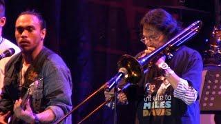 BLP Tribute to Miles Davis - Decoy ~ Tutu ft Benny Likumahuwa @ The 36th JGTC [HD]