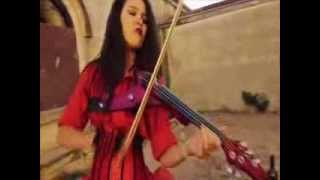 Cait Lin Electric Violinist BYE BYE BEAUTIFUL CYBER LION Mix Edgar Rodriguez F.