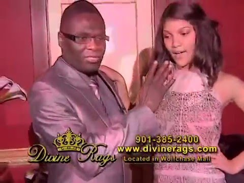 Opulence, I has it @ Divine Rags - BEST COMMERCIAL Ad