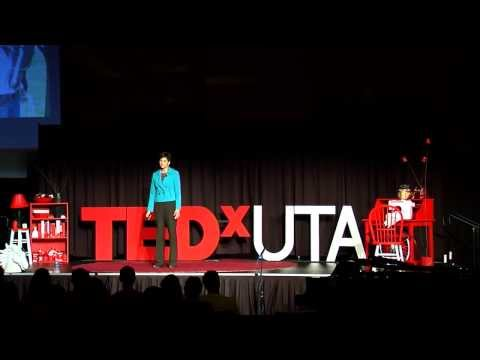 Harness the Power of the Whisper: Kathy Taylor at TEDxUTA