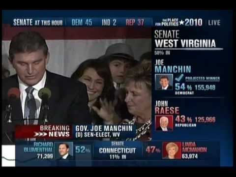 MSNBC 2010 Election Night Coverage Part 16