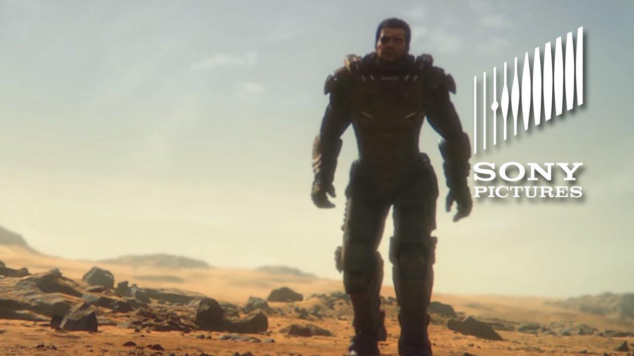 Starship Troopers Traitor Of Mars Filmaffinity