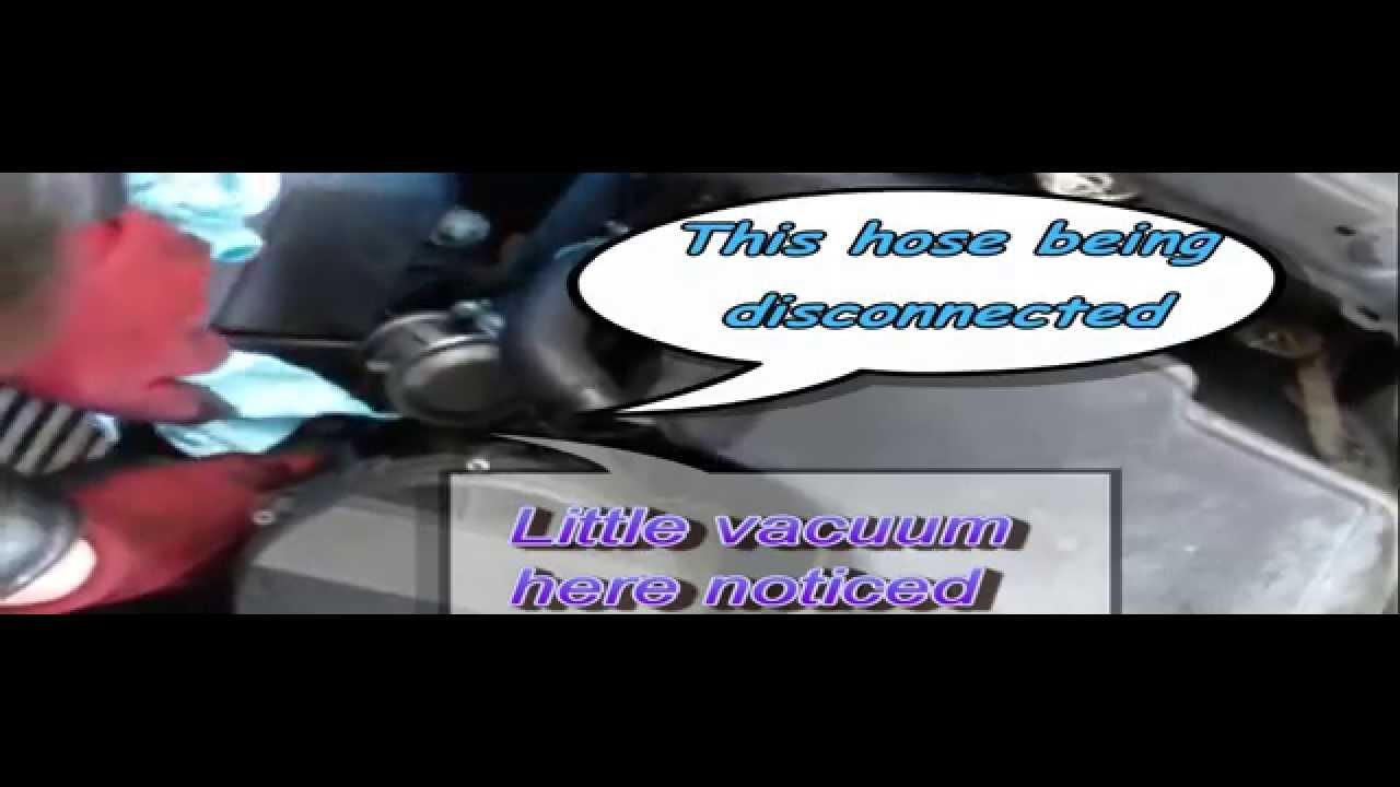 medium resolution of how to check secondary air injection system bmw before cleaning carbon build up