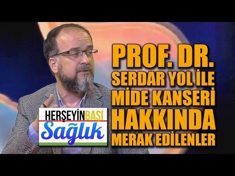 Prof.Dr. Serdar Yol Ile Mide Kanseri Hakkinda Merak Edilenler