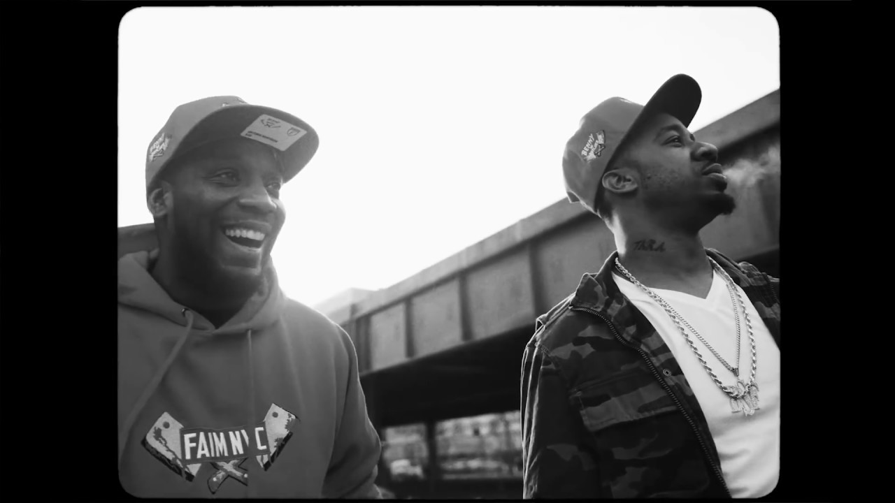 Jay Royale - The Iron feat B.E.N.N.Y THE BUTCHER  [music video]