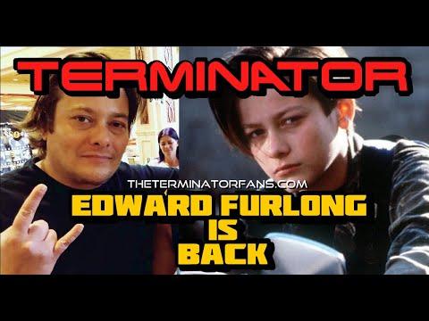 TERMINATOR 6: Edward Furlong's Possible TERMINATOR Return