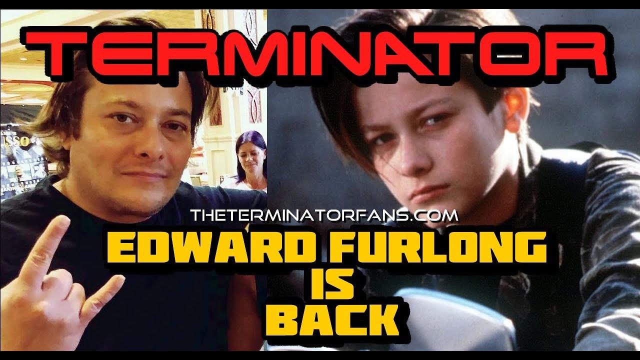 Terminator: Dark Fate Panel Announces Edward Furlong Is Back as John Connor and More