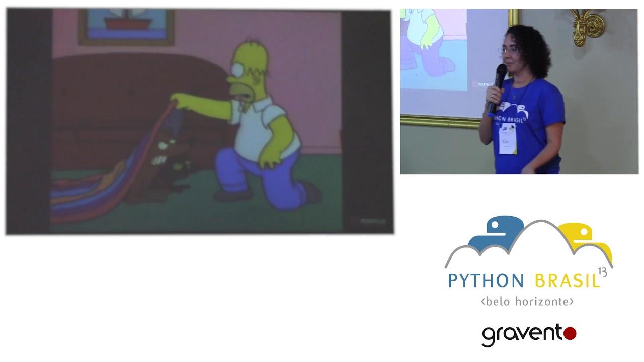 Image from Como NÃO programar em Python: crimes dolosos e com agravante - Ryllari Santana