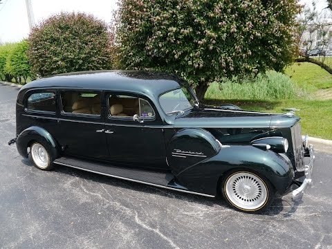 1941 packard restomod coupe charvet classic cars. Black Bedroom Furniture Sets. Home Design Ideas