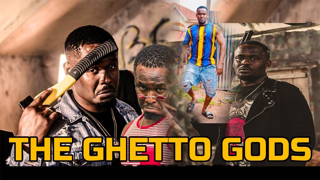 Download THE GHETTO GODS  FULL MOVIE - BEST OF ZUBBY MICHEAL 2021  LATEST NIGERIAN NOLLYWOOD MOVIE