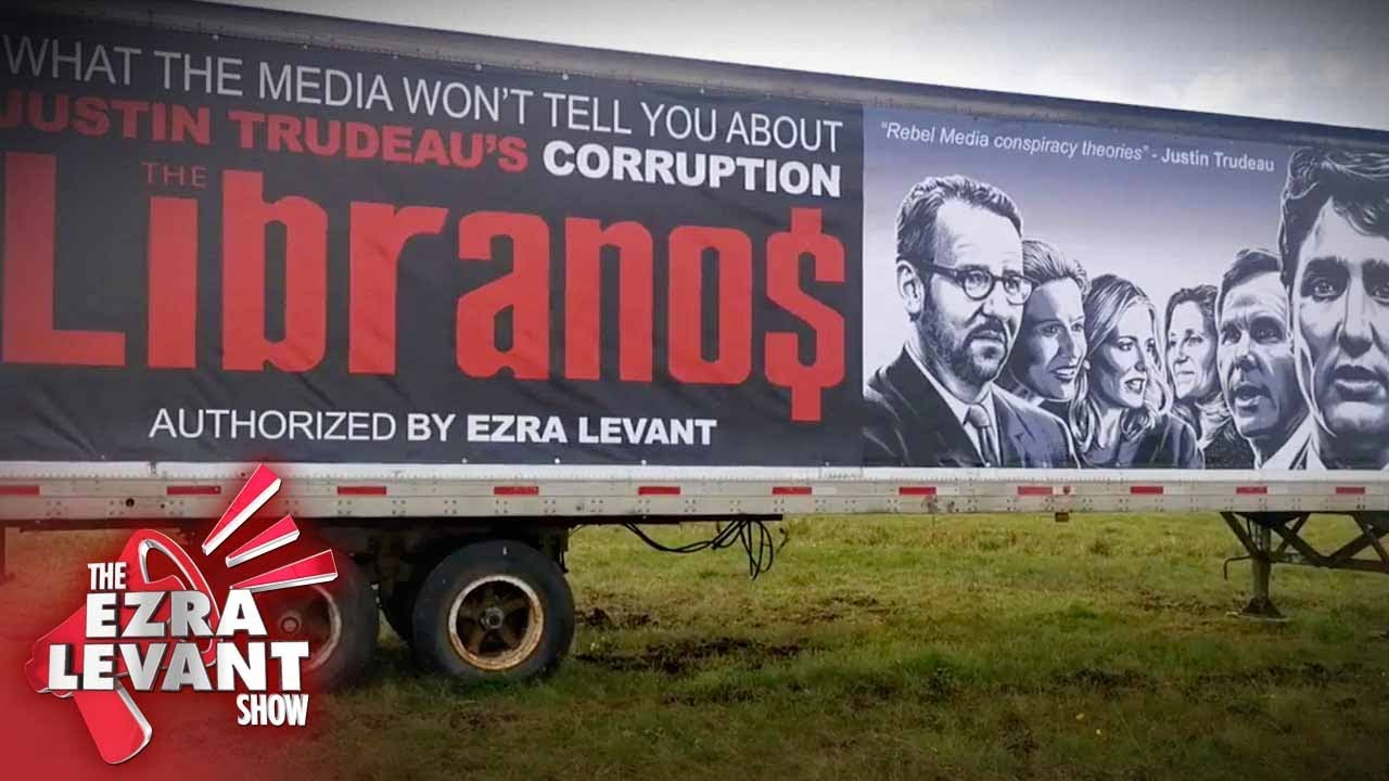 Sheila Gunn Reid: New Libranos book, billboard exciting all the right people | Ezra Levant