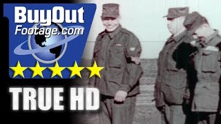 HD Historic Stock Footage EFFECTS OF LSD ON TROOPS 1958