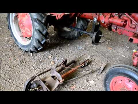 Cub 22 Mower Installation