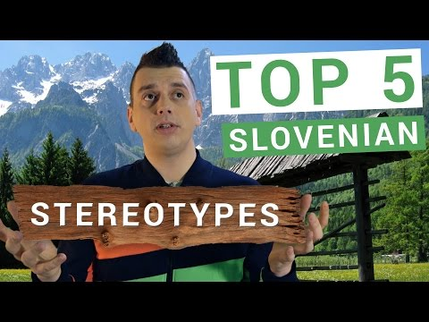 Slovenian Lover | Top 5 Slovenian Stereotypes - Episode 3