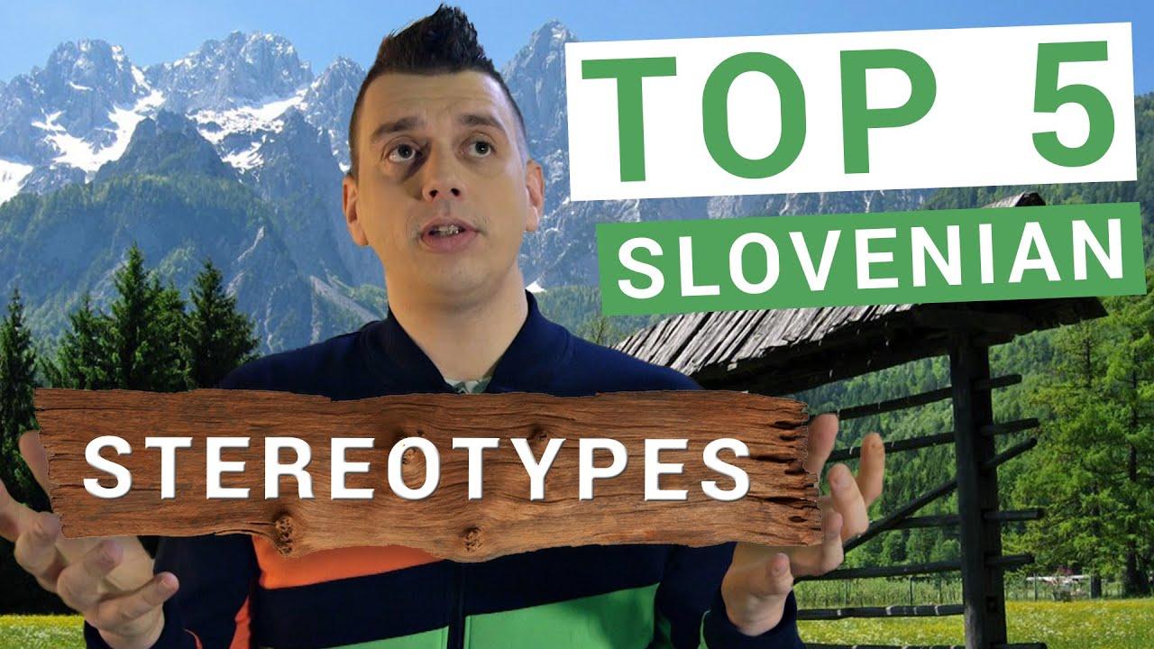Slovenian guys