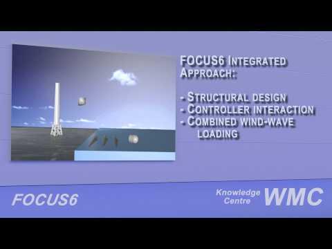 FOCUS6 Offshore Wind Turbine Design