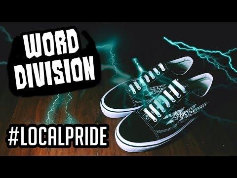 #LocalPride   Word Division Snakeskin (HANYA ADA 40 PAIRS DI DUNIA) - Bandung, Indonesia.