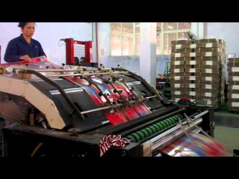 FMB 1450  SEMI-AUTOMATIC LAMINATING MACHINE IN GUANGDONG