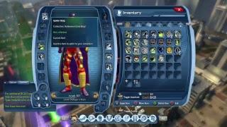 DC universe gameplay