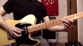 Solo Like James Burton, Part 2   Fools Rush In   Guitar Lesson