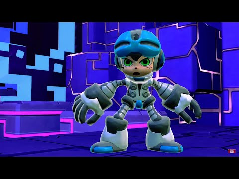 Mighty No 9   Masterclass Trailer Poster