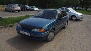 ВАЗ 2115 2004. Обзор автомобиля